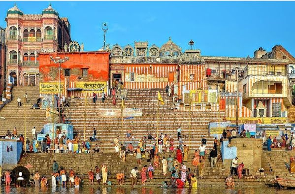 Interesting facts about Varanasi: Kedar Ghat varanasi