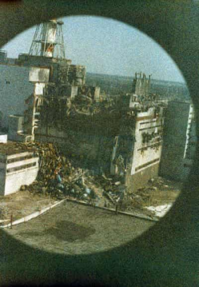 chernobyl disaster pictures facts 1986