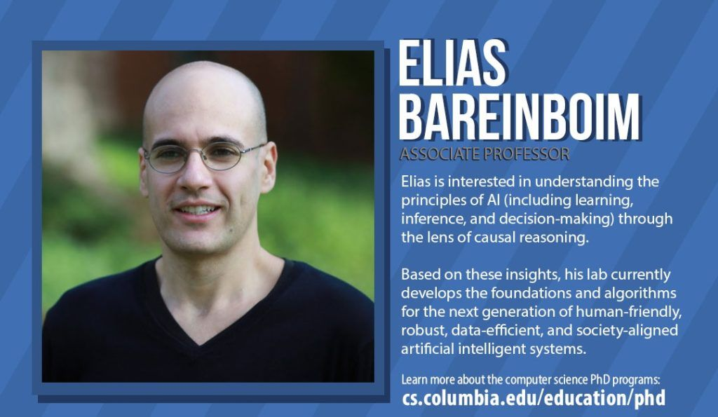 AI can do today or in future : elias bareinboim