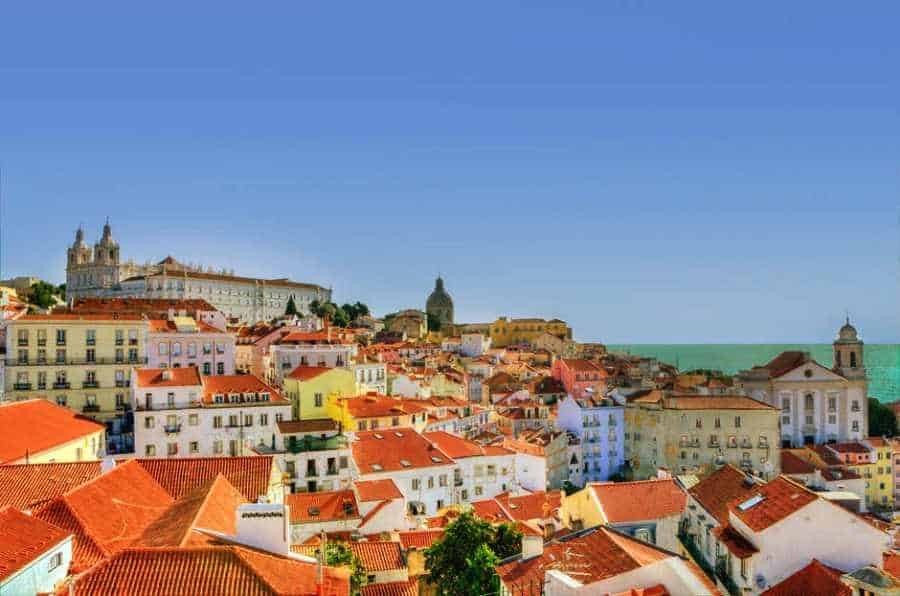 Portugal Scenery In Europe