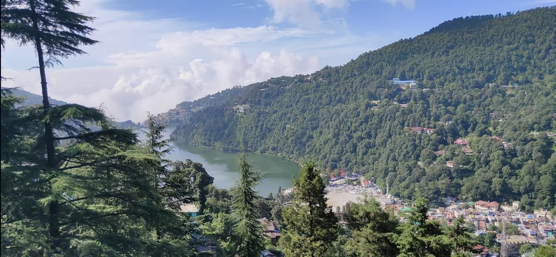 A top famous hill station in India, a best hill station in India