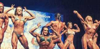 top female bodybuilders