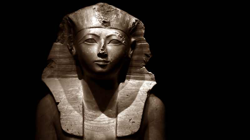 A Powerful Women In History Hatshepsut