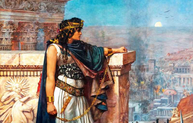 A Powerful Women Zenobia