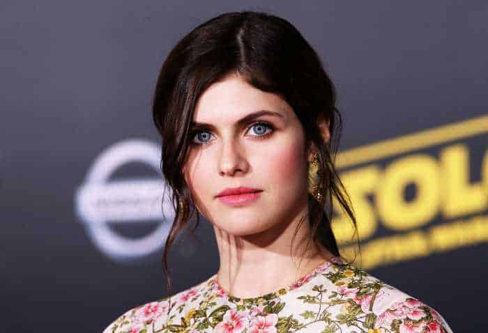Alexandra Daddario is a beautiful Hollywood actress
