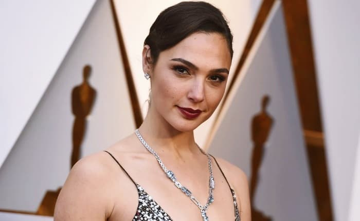 Gal Gadot is a most beautiful hollywood actress