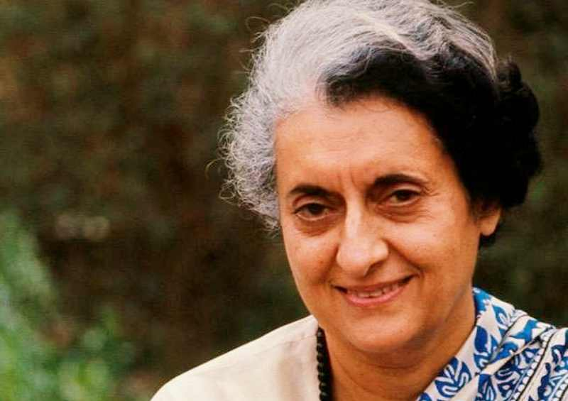 Most Powerful Women Indira Gandhi