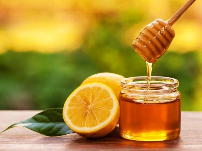 Lemon and Honey lose weight naturally without exercise