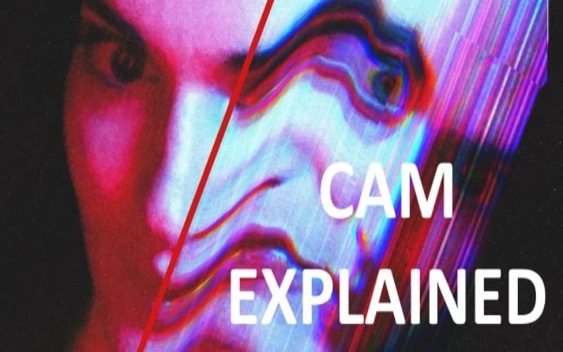 CAM is 8th psychological horror movies