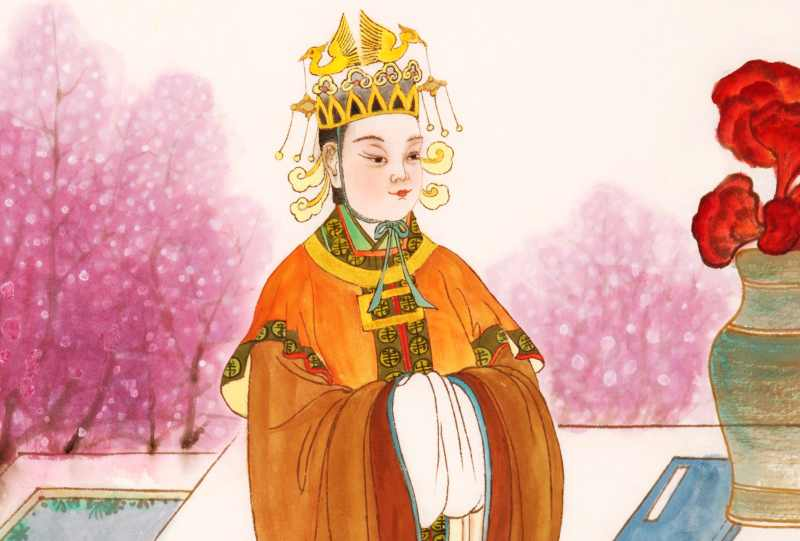Wu Zetian Most Powerful Women