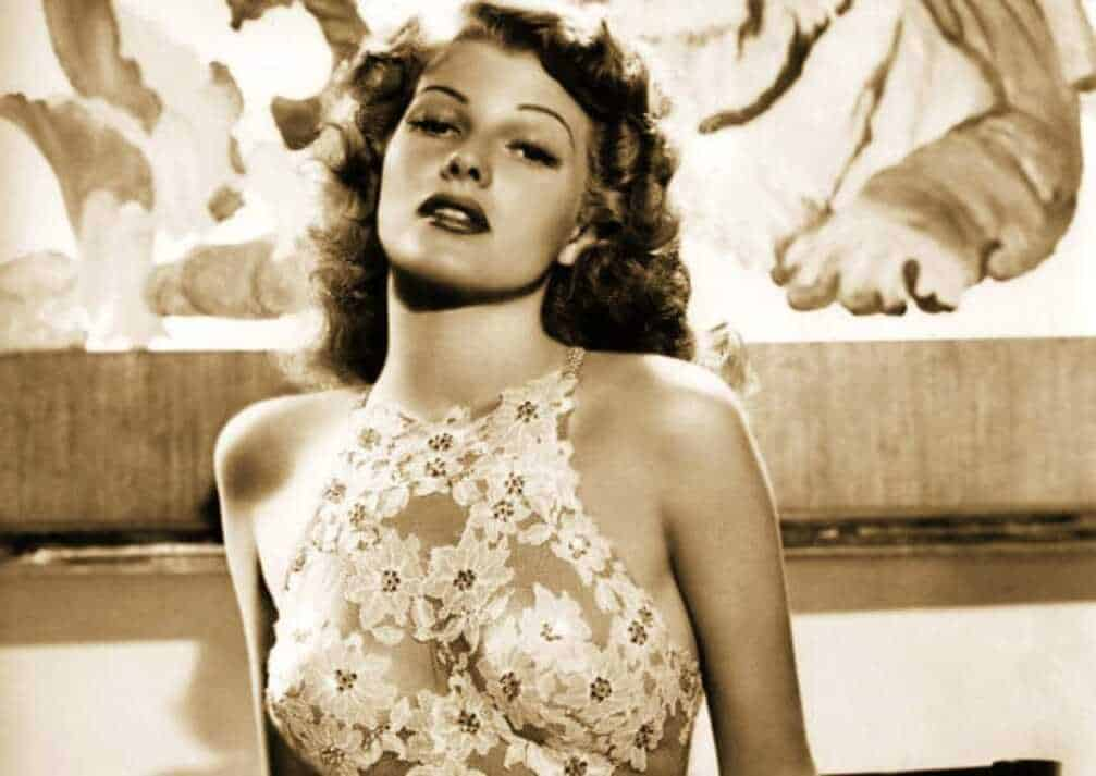 Rita Hayworth Old Hollywood Actresses