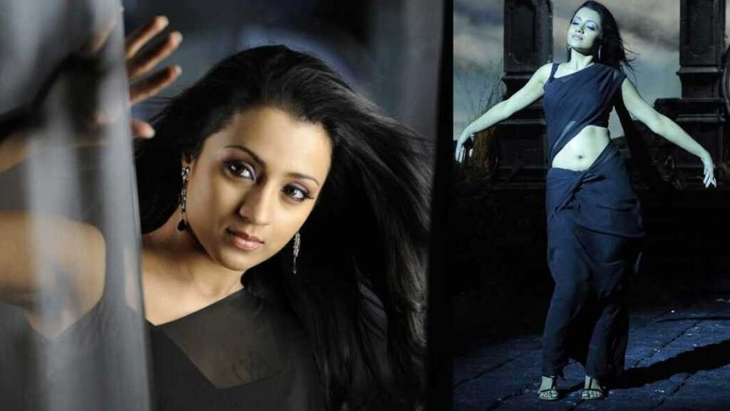 Trisha Krishnan tamil movie actress
