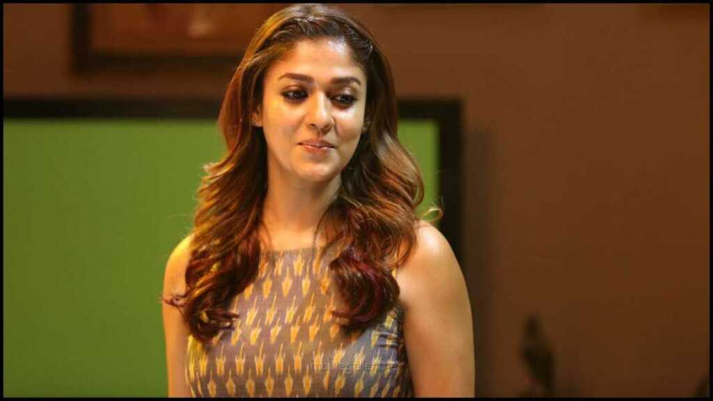 beautiful tamil actress Nayanthara