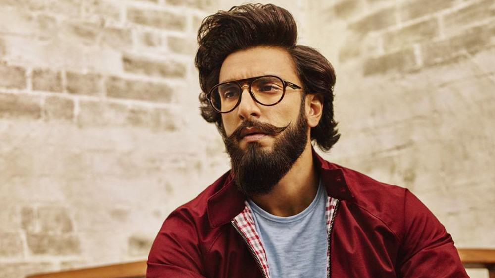 Pic of Richest Actor Ranveer Singh