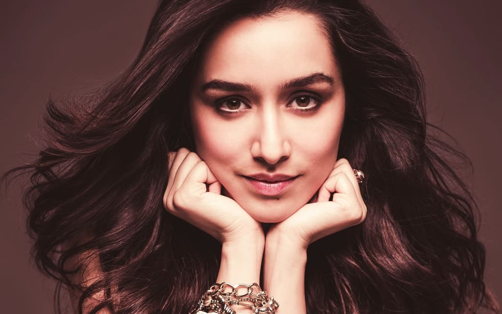 Shraddha Kapoor is the most beautiful actresses in Bollywood